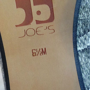 Joe's Jeans Shoes - Joe's women flat shoes size 6.5M